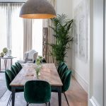 〚Schönes Interieur mit floralen Motiven in London〛〛 Foto ◾ Ideen ◾ Design