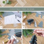 Christmastree in ring