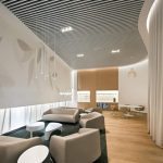 Den nya Air France Business Lounge-designen inspirerad av naturen