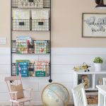 Modern Farmhouse Playroom Makeover