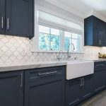 Nuvo Oxford Blue Cabinet Paint