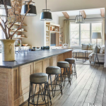 Our Family's Future Hill Country Home Inspiration: Modern Farmhouse Kitchens - H ...