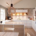 15 Astounding Scandinavian Kitchen Designs You'll Adore