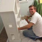 Cutest Dollhouse Bookcase To Build Yourself