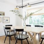 FARMHOUSE STYLE: BLACK WINDSOR DINING CHAIRS FOR EVERY BUDGET