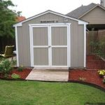 20+ Extraordinary Backyard Storage Shed Makeover Design Ideas