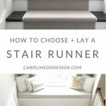 21+ Ideas For Stairs Carpet Runner Ideas Rugs