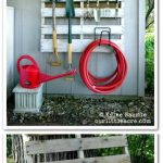 24 Practical DIY Storage Ideas To Organize Your Lawn And Garden