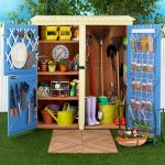 25 Awesome Unique Small Storage Shed Ideas for your Garden