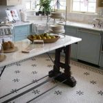 25 Ways to Do Kitchen Floor and Wall Tiles