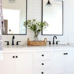 29+ Best Inspirations How To Style Bathroom Mirror