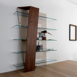 30 Best Glass Shelf Ideas Bring Sophistication To Your Home Interior Decoration