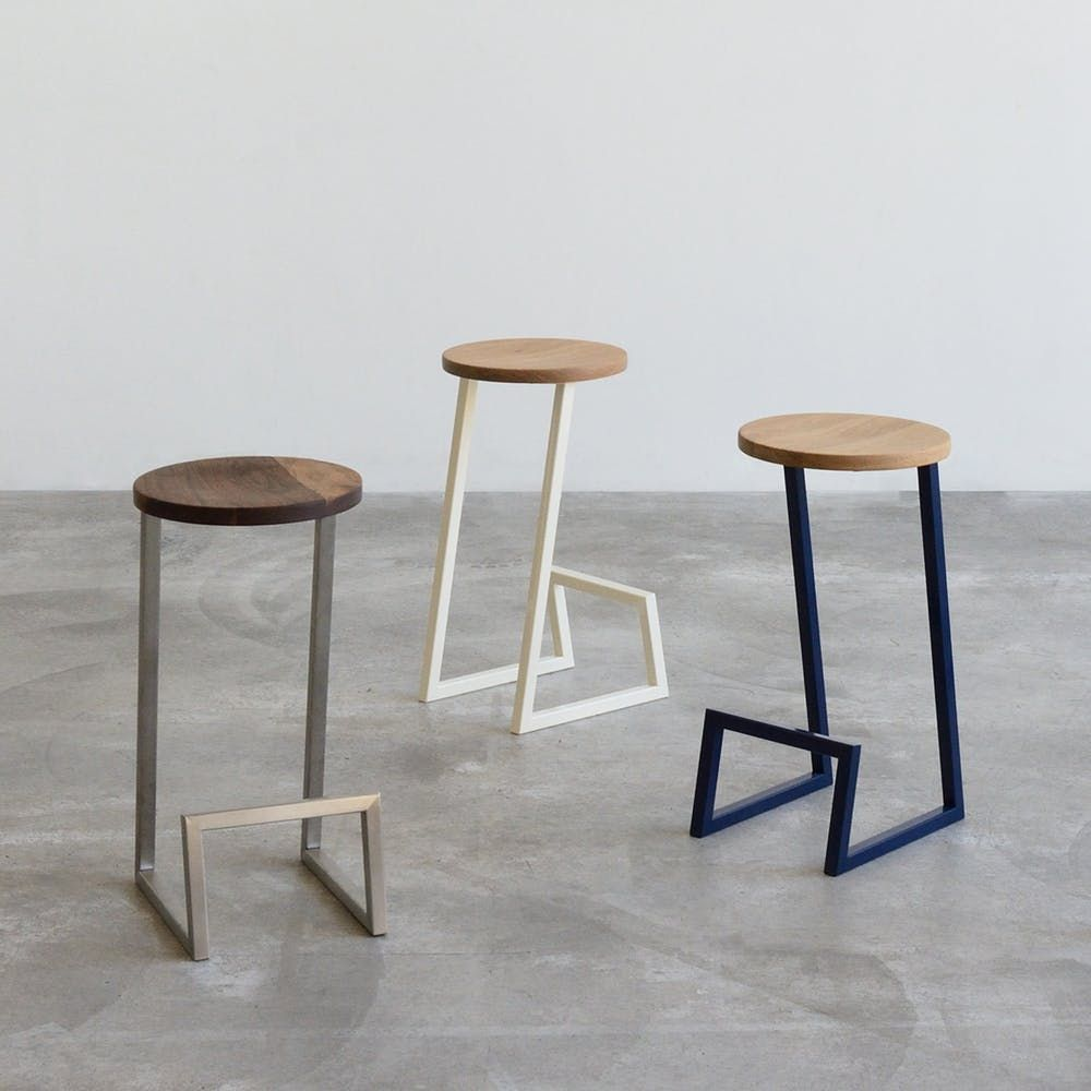 32% off on Thula Michail Modern Wooden Bar Stool with Metal Frame – furniture – …