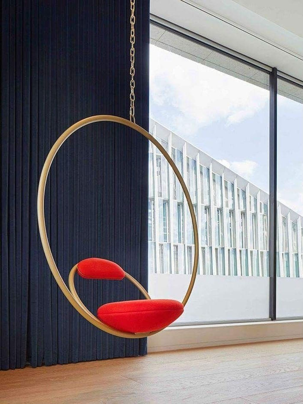 33+ Stylish Hanging Chair Design Ideas Suitable For Outdoor