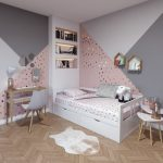 43 cute and girly bedroom decorating tips for girl 14