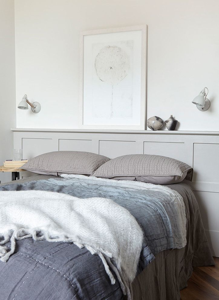 50 Cool Headboard Ideas To Improve Your Bedroom Design