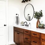 60 Gorgeous Bathroom Countertops Ideas That Make Your Bathroom Look Elegant -