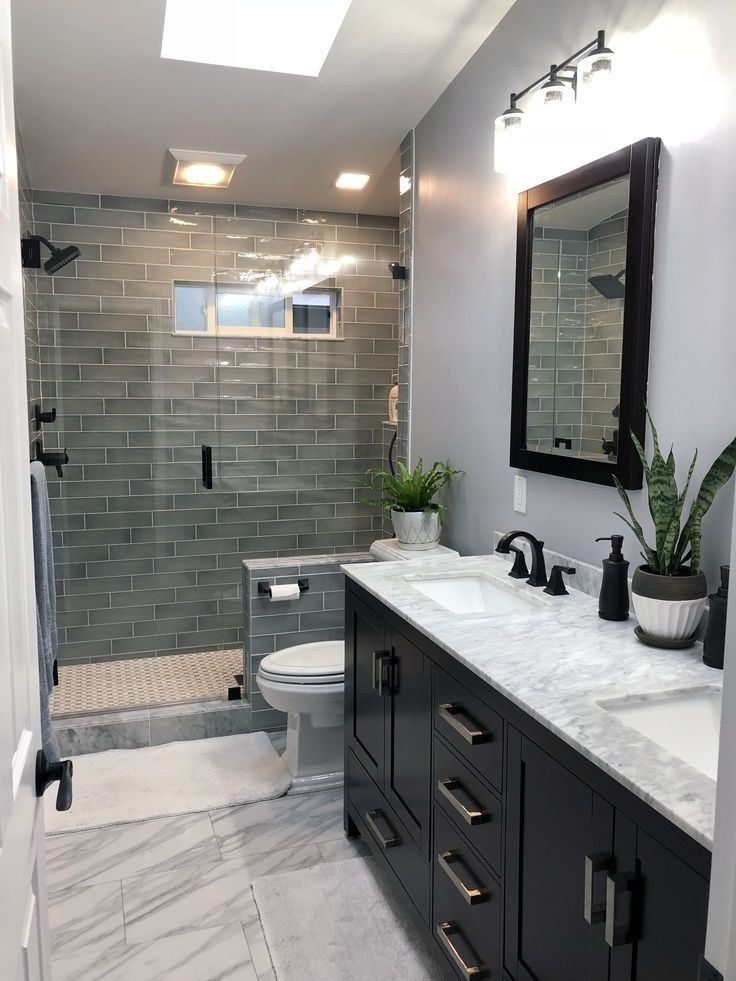 60 bathroom tile designs, trends & ideas for 2019 31
