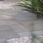Bradstone Natural Sandstone Paving in Silver Grey | Simply Paving