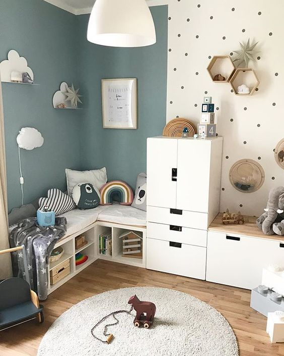 COLORFUL, CREATIVE, AND UNDENIABLY COOL KIDS ROOM – Page 46 of 67
