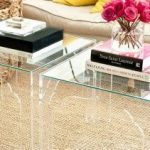 Clearly Glamorous Coffee Tables