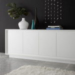 Contemporary Sideboard Buffet with Classic Design