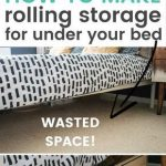 DIY Under Bed Storage Boxes (and a knobs guide)