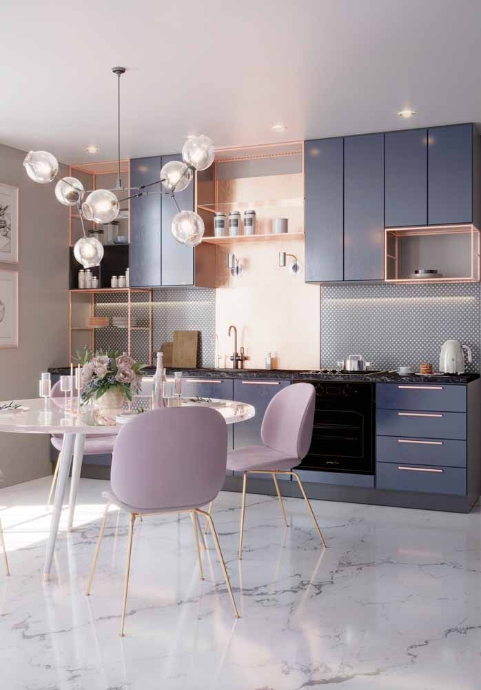 Decorated Kitchen: 65 Photo Templates And Decorating Tips