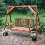 Diy outdoor swing frame 32 ideas