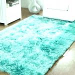 Fancy light teal rug Graphics, elegant light teal rug and teal fuzzy rug round w...