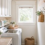 Fluff and Fold Laundry Room Refresh - Saw Nail and Paint