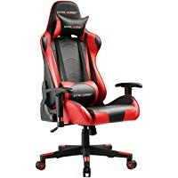 GTracing Gaming Entertainment Chair Game Racing Ergonomic Backrest and Seat Heig…