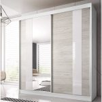 Gulledge 2 Door Sliding Wardrobe