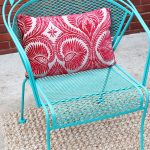 How To Paint Patio Furniture with Chalk Paint®