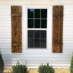 Items similar to Wooden Shutters on Etsy