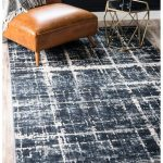 Jill Zarin™ Uptown Lexington Avenue Navy Blue Area Rug