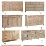 Light Wood Dresser Roundup 2018