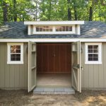 Our new Amish-built storage shed promises to solve our garage disorganization an...