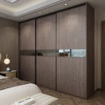 Project Modern Design High Quality Sliding Doors Bedroom Wardrobe , Find Complet...