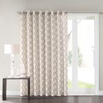 SONOMA Goods for Life? Dallon Patio Door Curtain - 100'' x 84''