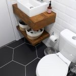 Small Restroom Tips to Maximize a Compact Space