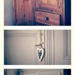 Up cycling a Pine Wardrobe With Chalk Paint -