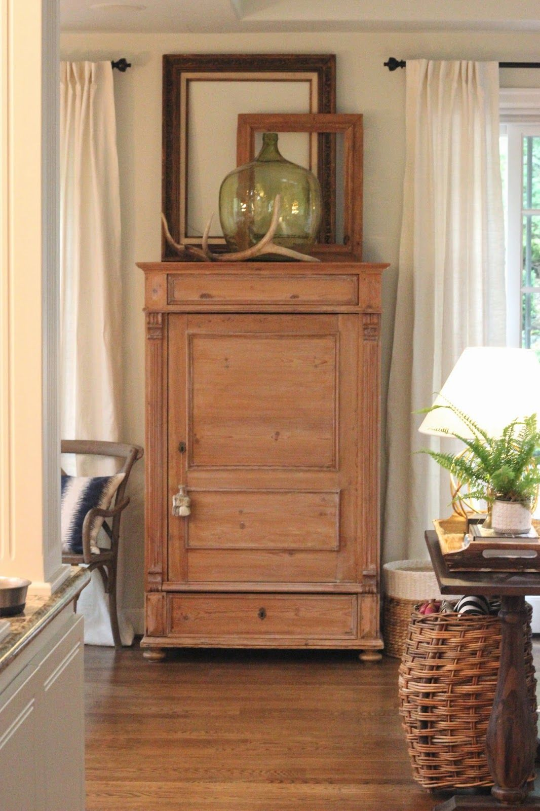 Using Liming Wax on Pine….. (forever*cottage)