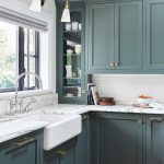 We Want These Green Kitchen Cabinets Stat
