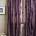 add some color to your room with these purple curtains  rstyle.me/...
