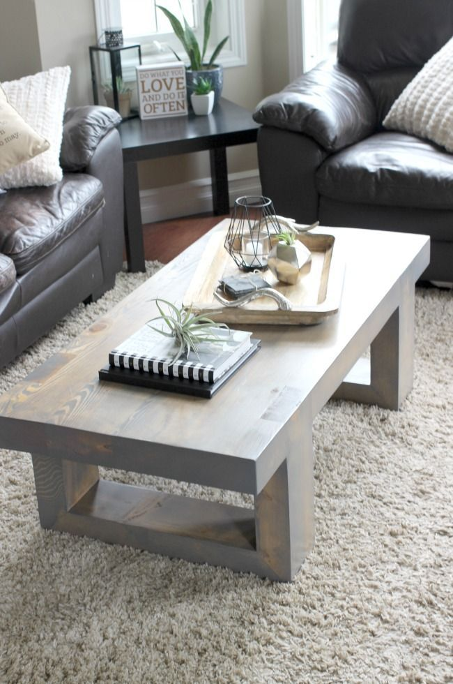 build a modern coffee table Download-Diy Lucite Coffee Table New Modern Coffee Table Build Pl…
