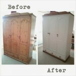 how to paint pine bedroom furniture