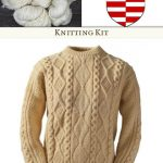 Aran knitting patterns, Irish sweater pattern | Aran Sweater Market