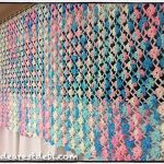 12 Free Crochet Curtain Patterns to Brighten Up Your Home