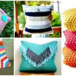 49 Free Crochet Pillow Patterns for Decorating Your Home - DIY & Crafts